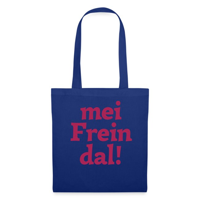 Stofftasche mei Freindal