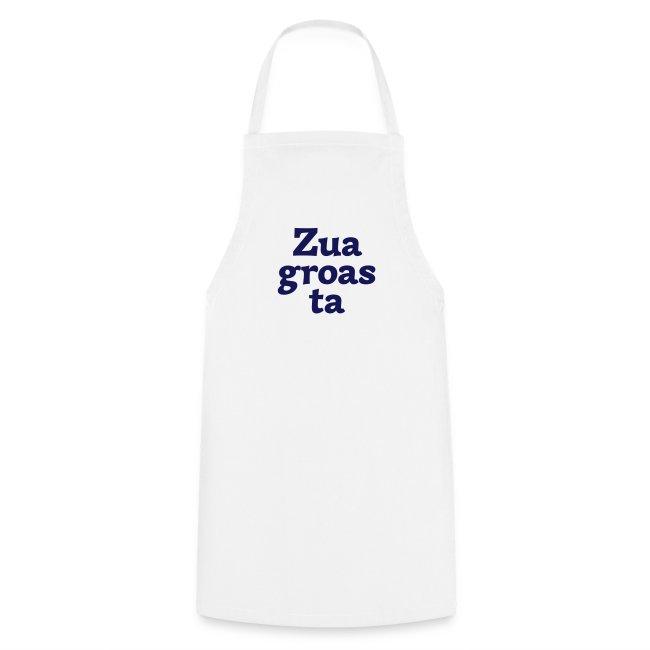 Kochschürze Zuagroasta