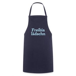 Schankschürze Freibialädschn - Kochschürze