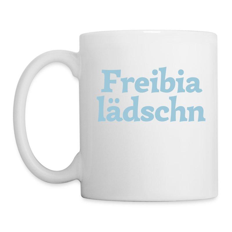 Tasse Freibialädschn - Tasse