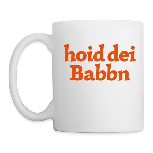 Tasse hoid dei Babbn - Tasse