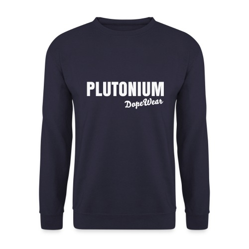 Camo-Plutonium - Herre sweater