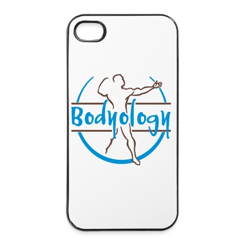iPhone cover - blue - iPhone 4/4s Hard Case