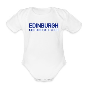 Baby's Official One-Piece - Organic Short-sleeved Baby Bodysuit