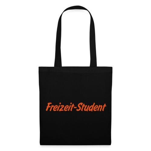Stofftasche Freizeit-Student - Stoffbeutel