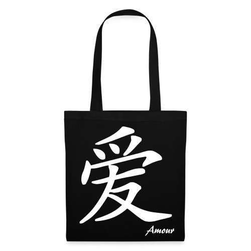 Sac amour - Tote Bag