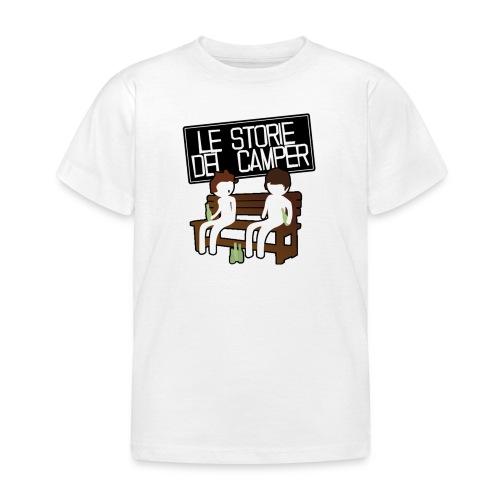 T-shirt teenager Storie del Camper - Maglietta per bambini