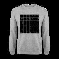 Hoodies & Sweatshirts ~ Men's Sweatshirt ~ SW-FX 361331