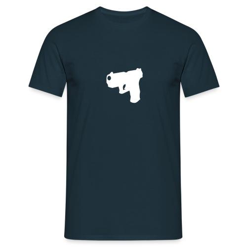 gun - Männer T-Shirt