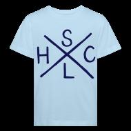 Shirts ~ Kids' Organic T-shirt ~ SLHC X t-shirt pale/navy KIDS
