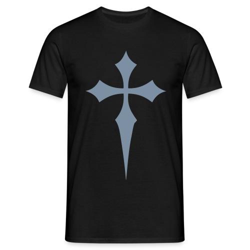 DaguerCross argent - T-shirt Homme