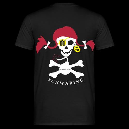 schwabing 2012 - Männer T-Shirt