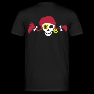 muc skull - Männer T-Shirt
