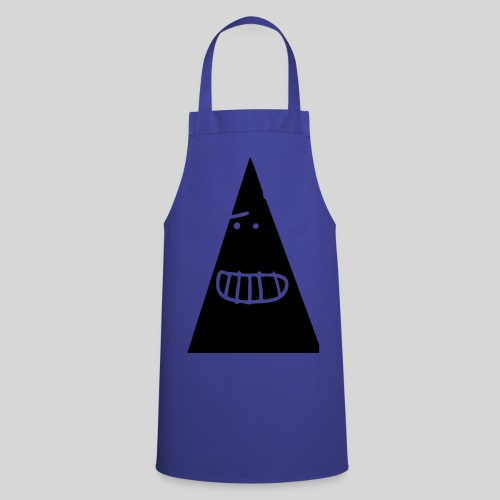 Triangle MONSTER - Kochschürze