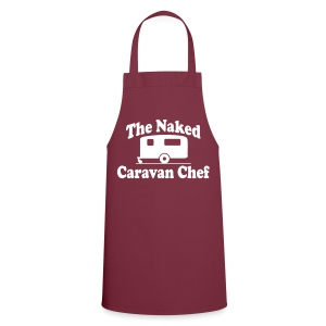 The Naked Caravan Chef - Cooking Apron