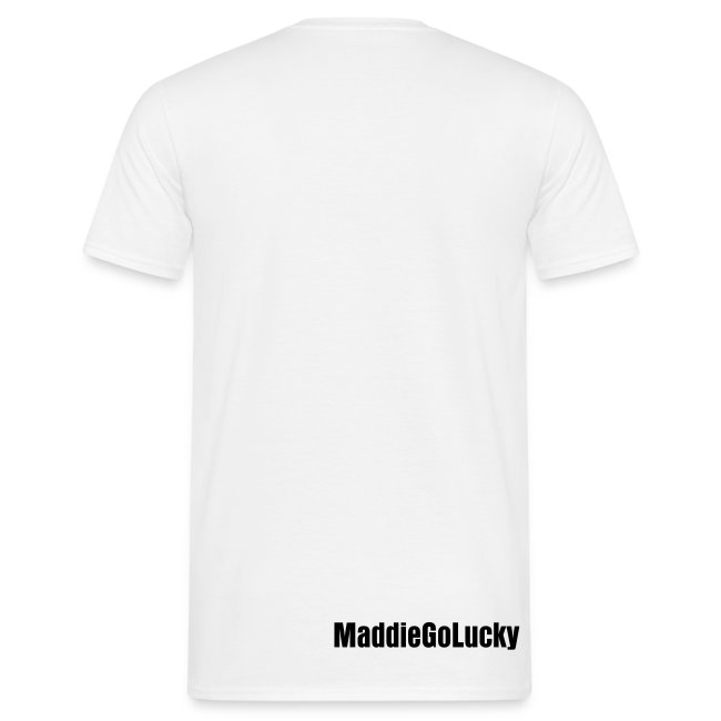 Maddie-sexual Shirt (Men's - White)