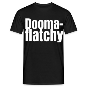 Doomaflatchy Shirt (Men's - Black) - Men's T-Shirt