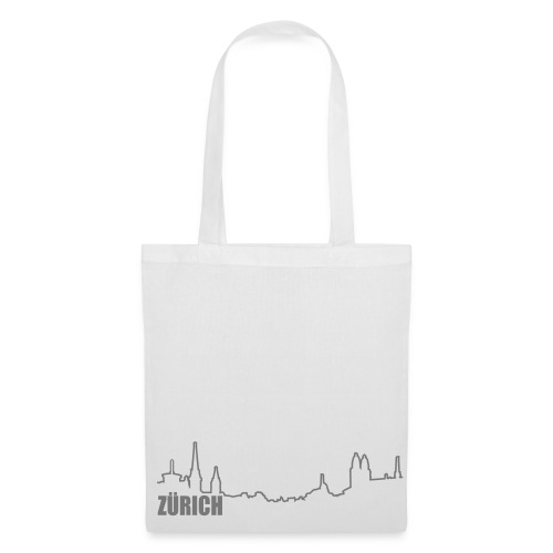 ZÜRICH SHOPPING BAG - Stoffbeutel
