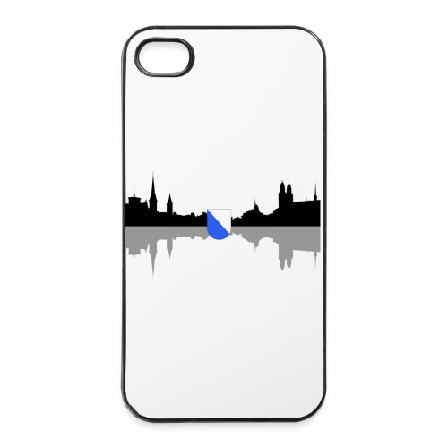 ZÜRICH iPHONE - iPhone 4/4s Hard Case