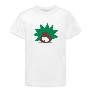 Kastanien Tshirt - Teenager T-Shirt