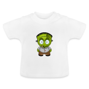 Frankenstein's Monster - Happy - Baby T-Shirt