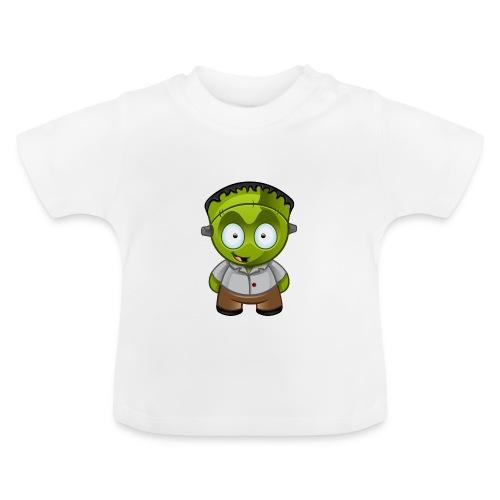 Frankenstein's Monster - Happy - Baby T-Shirt