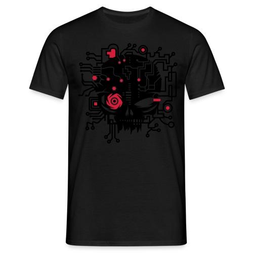 Geek T-shirt Homme (HackForumFrench) - T-shirt Homme
