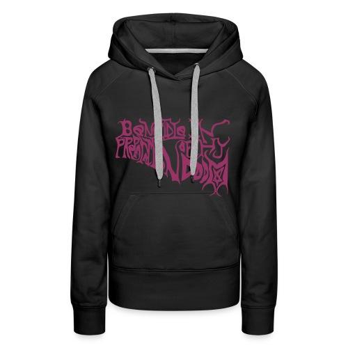 Saturnine Malediction women's hoodie - Women's Premium Hoodie