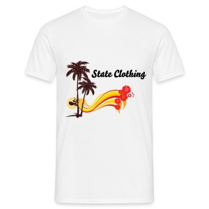 Tee Shirt  homme State Clothing| T-shirts  State Clothing SC H3 - T-shirt Homme