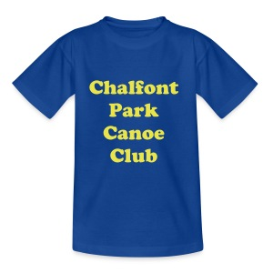 CPCC Front only - Teen - Teenage T-shirt