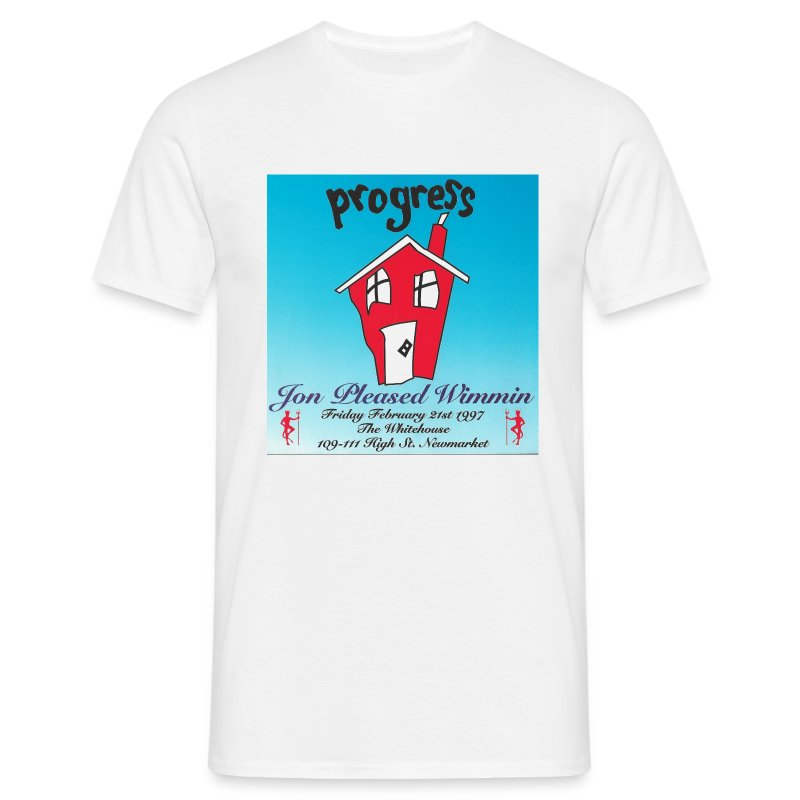 progress_210297_f - Men's T-Shirt
