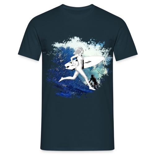 T-shirt Homme - Un t-shirt de bonne qualité 100% coton  marque: B&C