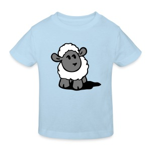 Shirt Sheeb Wolli - Kinder Bio-T-Shirt