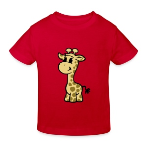 Shirt Giraffe Fred - Kinder Bio-T-Shirt
