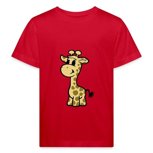 Shirt Giraffe Fred - Kinder Bio-T-Shirt