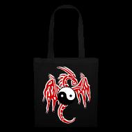Sacs et sacs à dos ~ Tote Bag ~ Sac dragon chinois