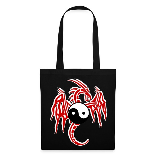 Sac dragon chinois - Tote Bag