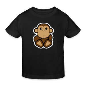 Shirt Monki Lui - Kinder Bio-T-Shirt