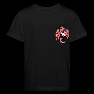 Tee shirts ~ Tee shirt Bio Enfant ~ T shirt enfant dragon chinois