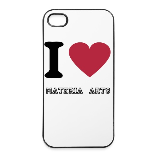 I-Phone Case Materia Arts - iPhone 4/4s Hard Case