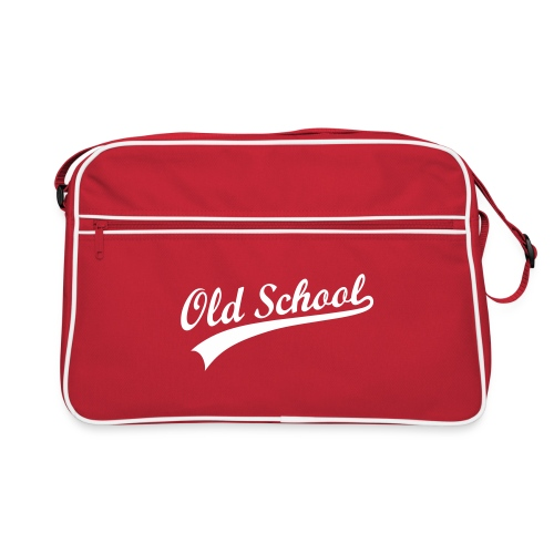 OLD SCHOOL - Retro Tasche