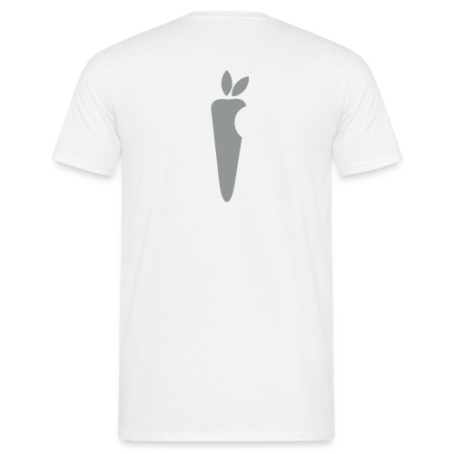 Mac-Carrot - Men's T-Shirt