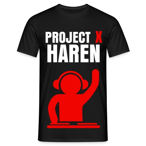 Het #1 T-Shirt! [LIMITED EDITION] - Mannen T-shirt