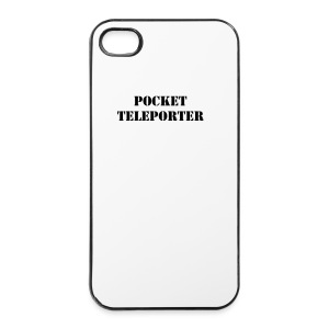 Teleporter - iPhone 4/4s Hard Case