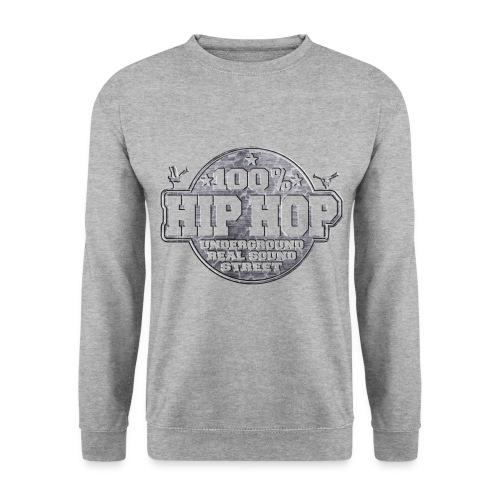 Hip-HOP Major - Men's Sweatshirt