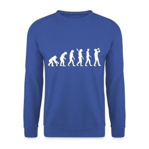 Evolution Jumper - Men's Sweatshirt