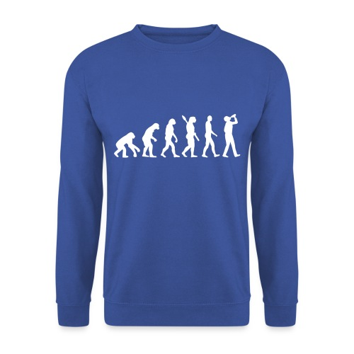 Evolution Jumper - Men's Sweatshirt