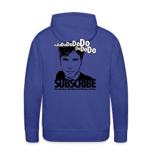 Do Subscribe - Men's Premium Hoodie