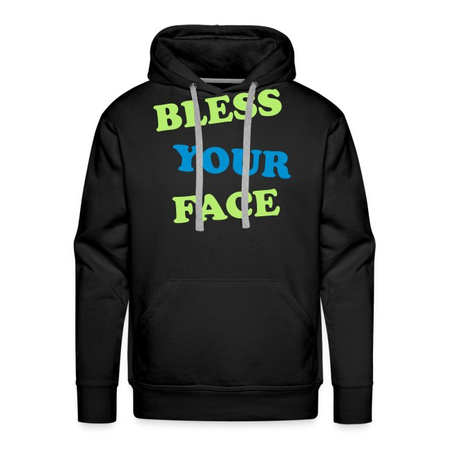 bless your/peace off