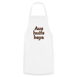 Kochschürze Aushuilfsbaya - Kochschürze